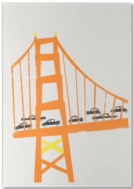 Golden Gate Notepad