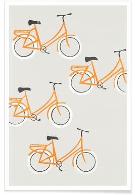 Omafiets poster