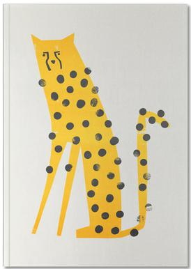 Speedy Cheetah Notebook