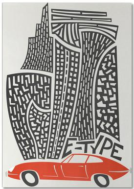 E Type Notepad