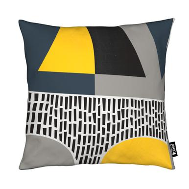 Umbrella Abstract coussin