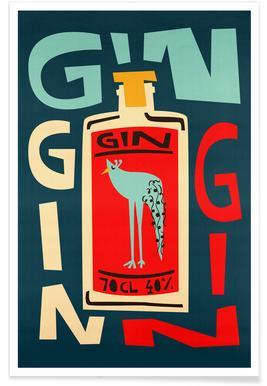 Gin Gin Gin affiche