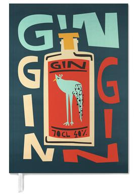 Gin Gin Gin Personal Planner