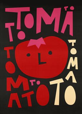 Tomato Tomato -Leinwandbild