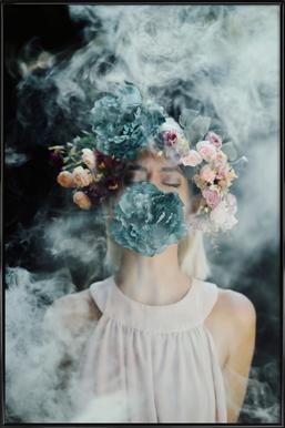 Smoke Dream - Poster in kunststof lijst