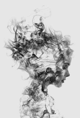 Dissolve Me Acrylic Print