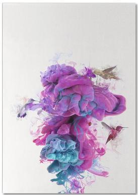 Hummingbirds Ink notitieblok