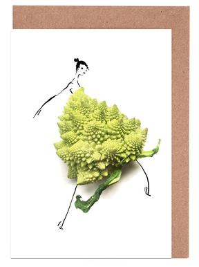 Rommy 2 Greeting Card Set