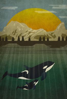 Orka alu dibond