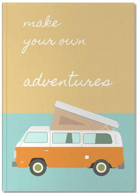 Make Your Own Adventures Notebook