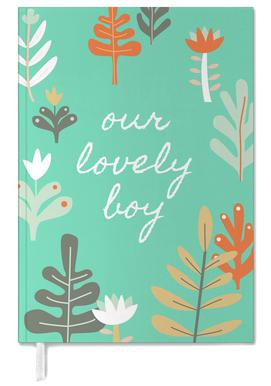 Our Lovely Boy Personal Planner