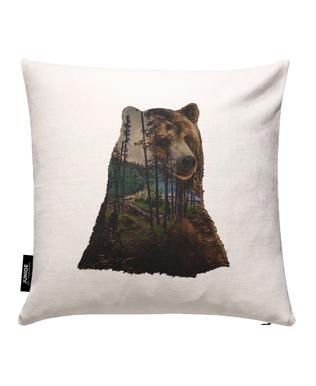 Bear Lake Cushion Cover