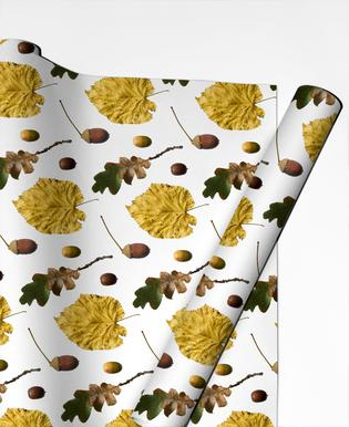 PATTERN AUTUNNALE I Gift Wrap