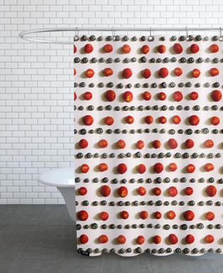 Frutti di bosco Shower Curtain
