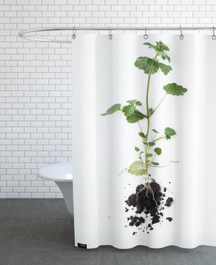 Root Shower Curtain