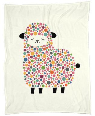 Bubble Sheep plaid