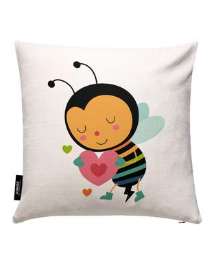 Bee Mine Cushion Cover