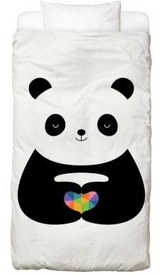 Panda Love Linge de lit