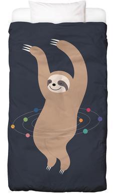 Sloth Galaxy kinderbeddengoed