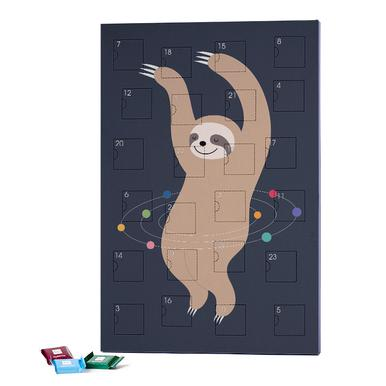 Sloth Galaxy 2019 Chocolate Advent Calendar - Ritter Sport
