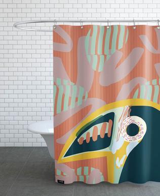 Tropical Toucan Shower Curtain