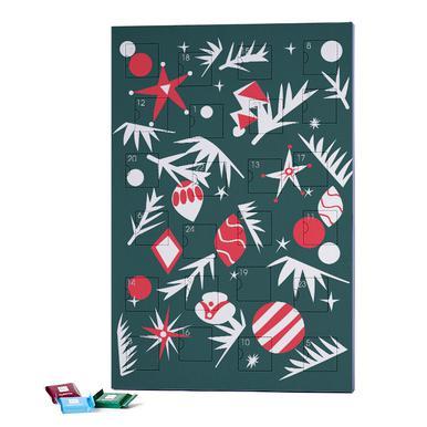 1960 Holiday 2019 Chocolate Advent Calendar - Ritter Sport