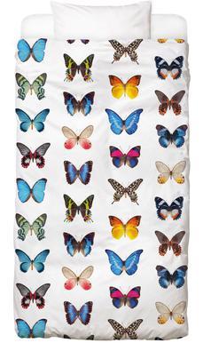 Colourful Butterflies Bed Linen