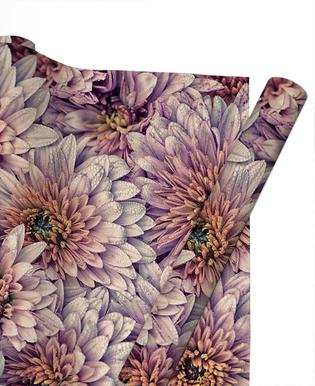 Wheeping Chrysanthemums cadeaupapier