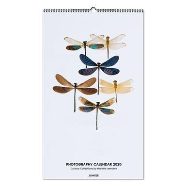 Photography Calendar 2020 - Curious Collections by Marielle Leenders Wall Calendar