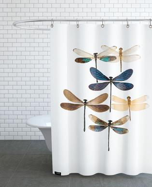 Insect 7 Shower Curtain