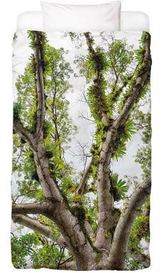 Jungle Tree Dekbedovertrekset