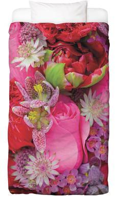 Flower Power kinderbeddengoed