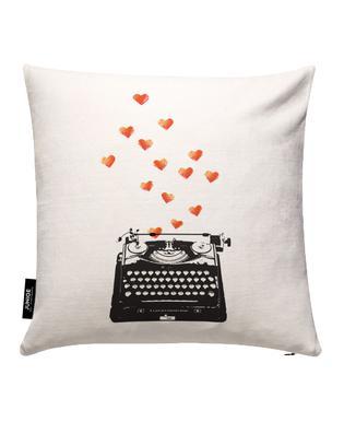 Loveletter Cushion Cover