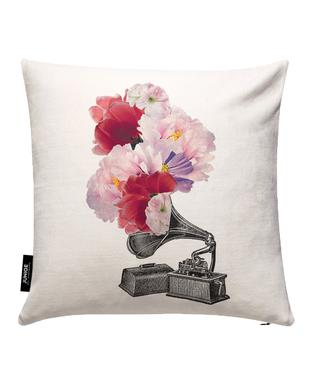 Blumophon Cushion Cover