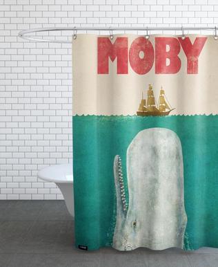 Moby -Duschvorhang