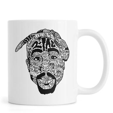 Tupac mug
