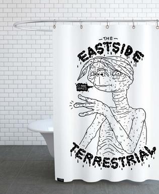 E.T. Shower Curtain