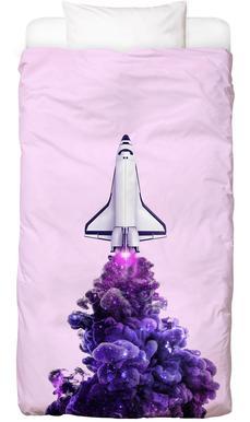 Spaceship Kids' Bedding