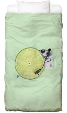 Lemon DJ Bed Linen