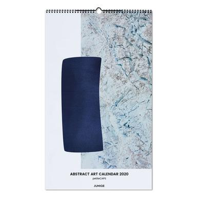 Abstract Art Calendar 2020 - petiteCAPS Wall Calendar