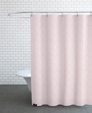 Red Sprinkles -Duschvorhang
