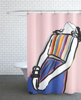 Relaxed Shower Curtain