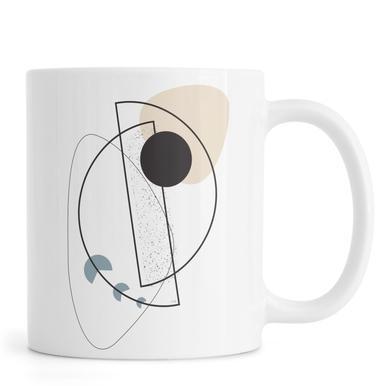 Geometric Mobile Mug