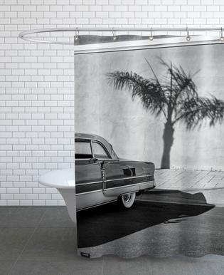 Packard Minimal Shower Curtain