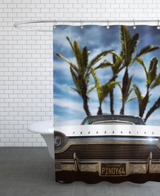 Tropic Thunderbird Shower Curtain