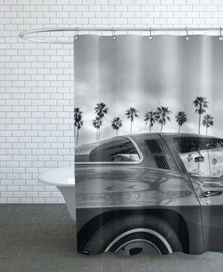 California Corvette -Duschvorhang
