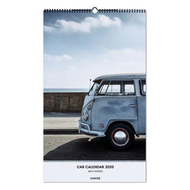 Car Calendar 2020 - Jens Ochlich -Wandkalender