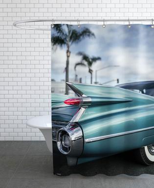 Cadillac Queen Shower Curtain