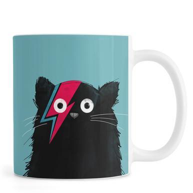 Cat - Hero 2 mug