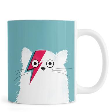 Cat - Hero 3 Mug